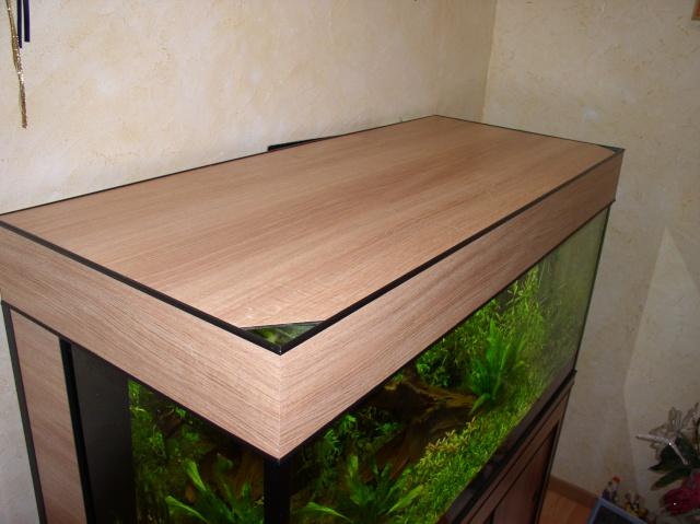 Avis pour fabrication d 39 un couvercle de bac trouv for Couvercle pour aquarium