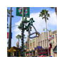 <font color=red>--</font><i>&</i> Hollywood Boulevard