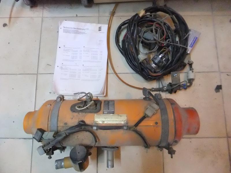 Chauffage gasoil 4300w vendu - Pulseur air chaud ...