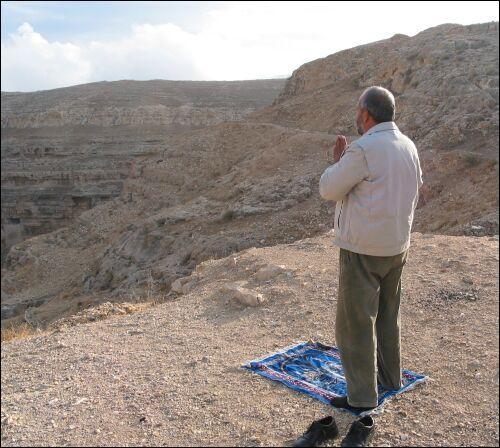 الصلاه مكان روعه سبحان الله