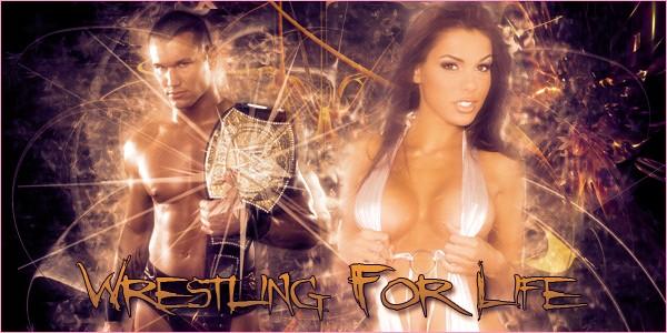 W4L : Wrestling For Life
