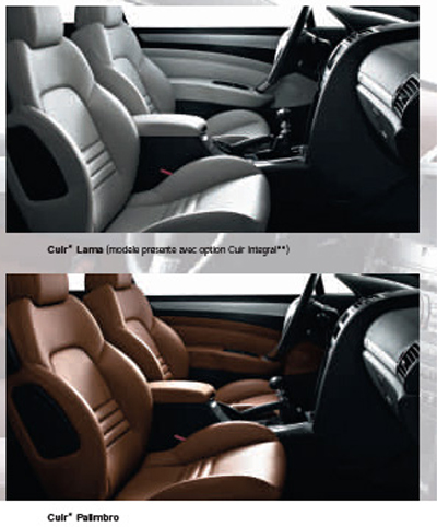 407 coup for Interieur 407 coupe
