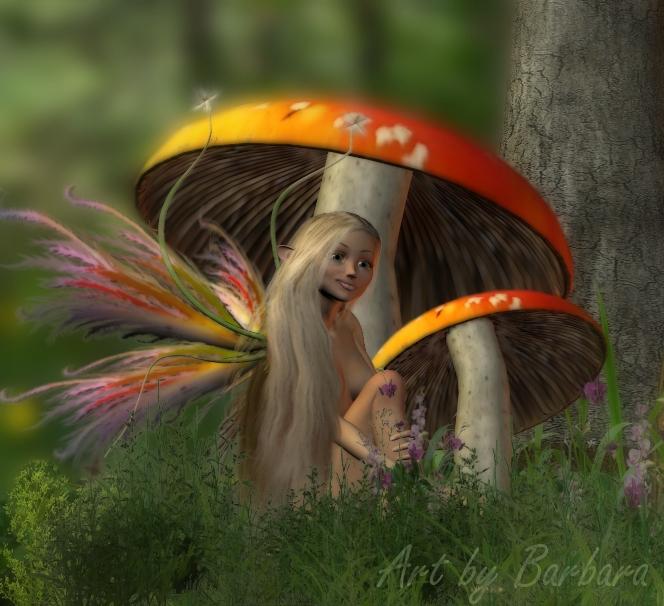Muschroomfairy