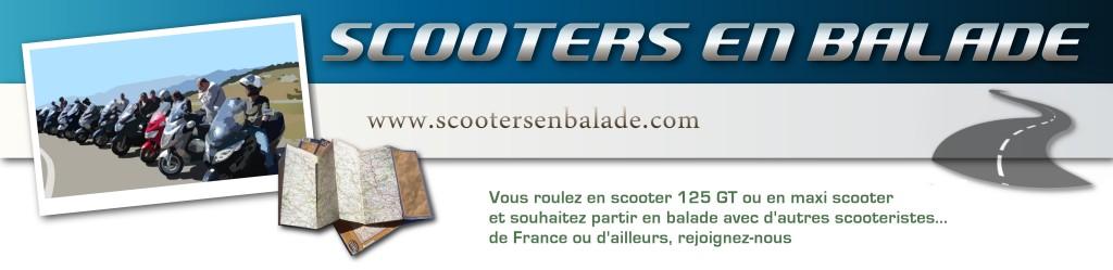SCOOTERS EN BALADE