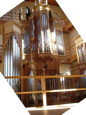 L'orgue B. Aubertin de St John's College, Oxford