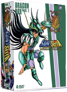 Télécharger sur eMule Saint Seiya - Dragon Box