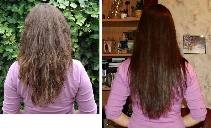 Le masque de moutarde pour la croissance des cheveu sur les cheveux secs