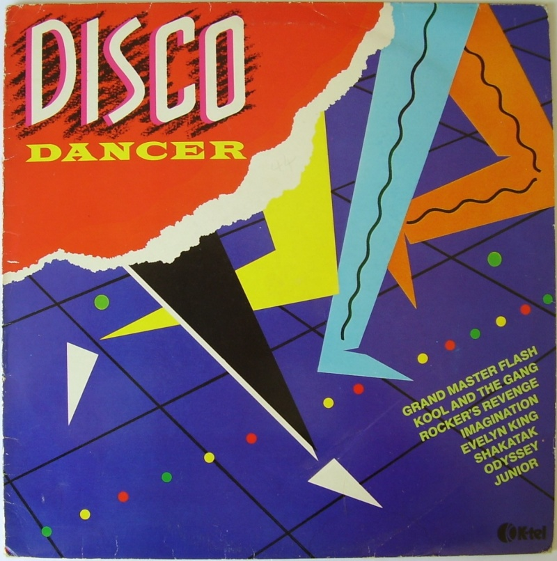 Disco Dancer Megamix By Tony Prince & Alan Coulthard