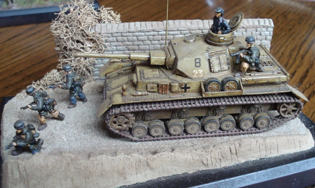 The Airfix Tribute Forum - • View topic - ESCI 1/72 Panzer IV ...