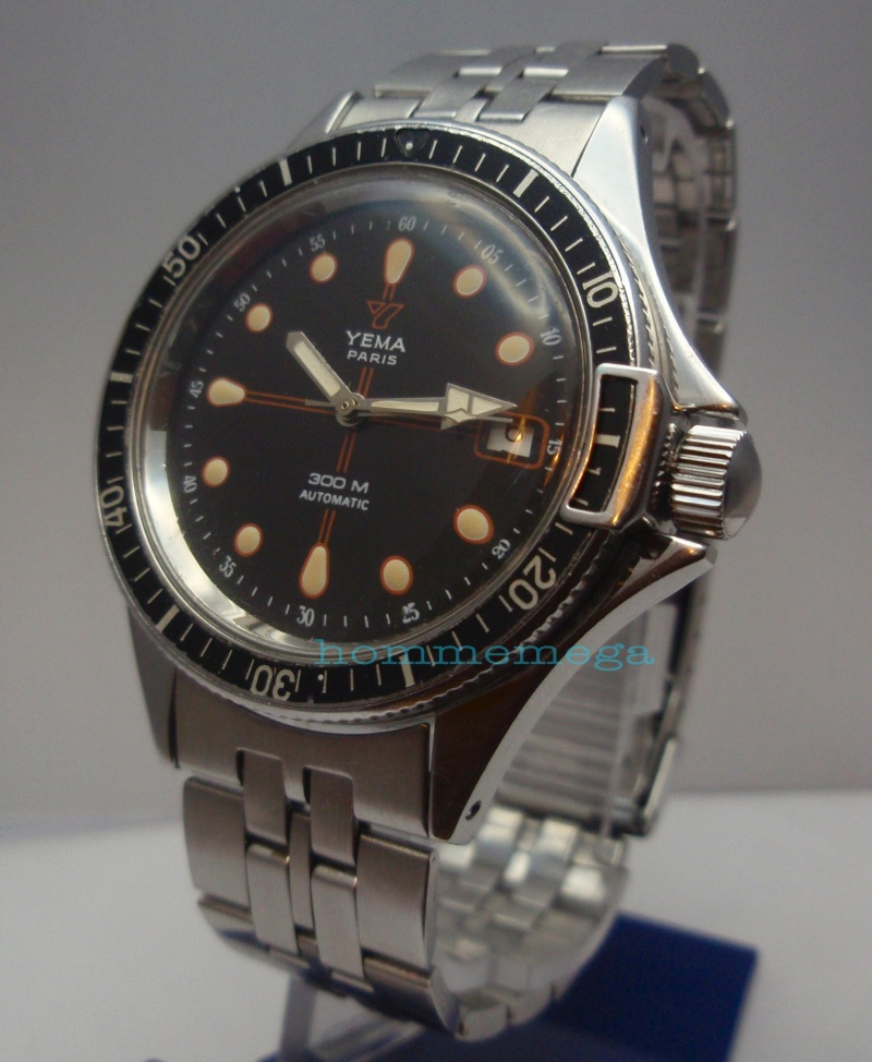 yema montres