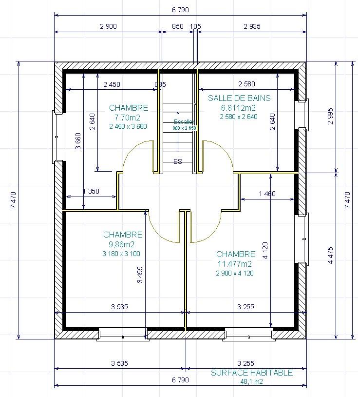 Aide et avis du plan de ma maison 125 messages for Trouver des plans pour ma maison