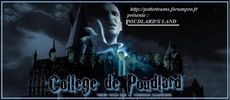 Poudlard's Land