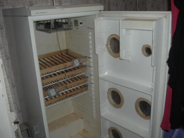 Couveuse artisanal frigo - Comment transporter un frigo ...
