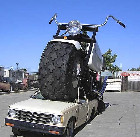 schwerstes motorrad der welt. Black Bedroom Furniture Sets. Home Design Ideas