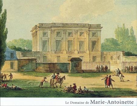 Grotte et jardin du petit trianon for Jardin anglais du petit trianon