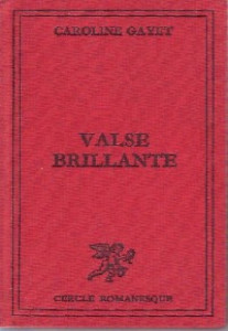 Caroline Gayet - Valse brillante