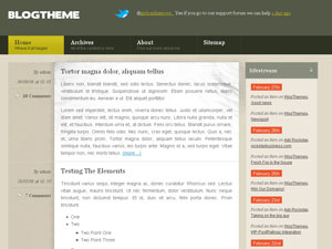 blogth10 How to make wordpress for blog, Free Woo Themes for Wordprss