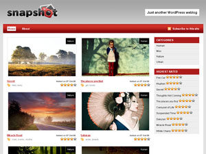 snapsh10 How to make wordpress for blog, Free Woo Themes for Wordprss