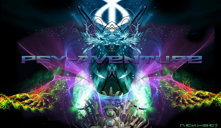 Psychedelic-Aventure