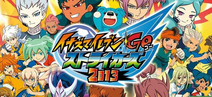 Un opening pour inazuma eleven go strikers 2013 - Jeux de inazuma eleven go gratuit ...
