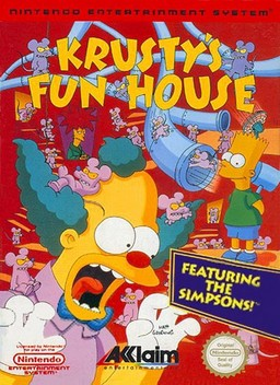 Krusty �s Super Fun House