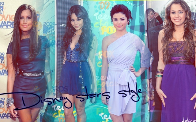 Disney stars style