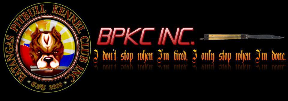 BATANGAS PITBULL KENNEL CLUB INC