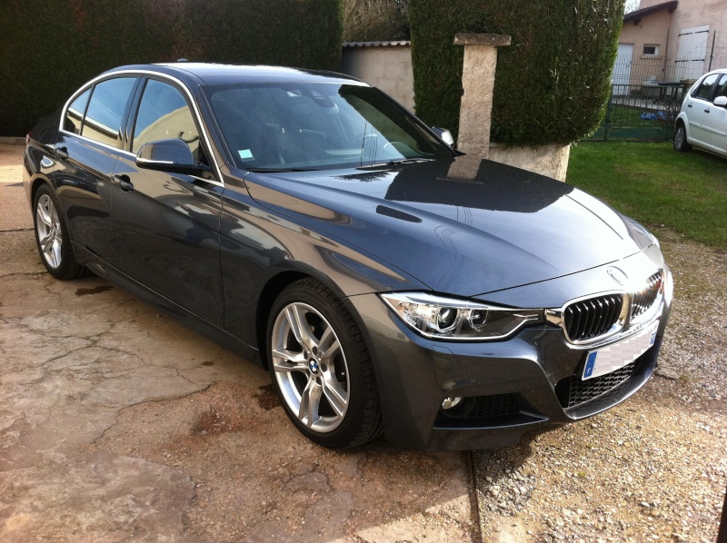 320d m sport de 2012 liorayane bmw. Black Bedroom Furniture Sets. Home Design Ideas
