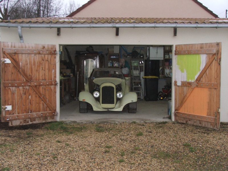 Garage atelier de 1932fred for Garage du petit noisy
