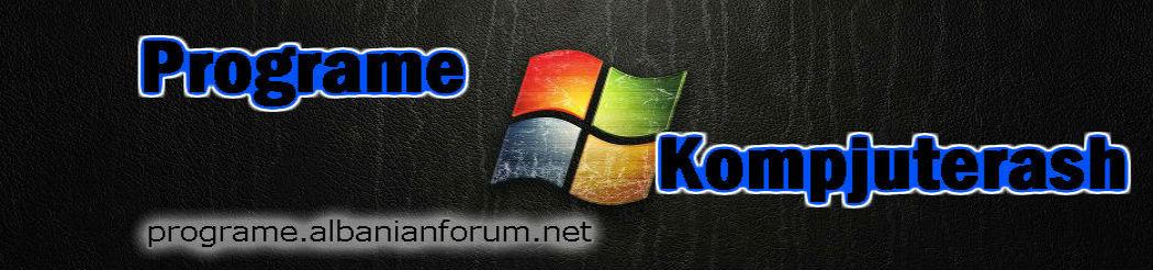 Programe per kompjuterin