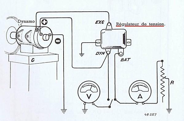shema regulateur de r gime moteur. Black Bedroom Furniture Sets. Home Design Ideas