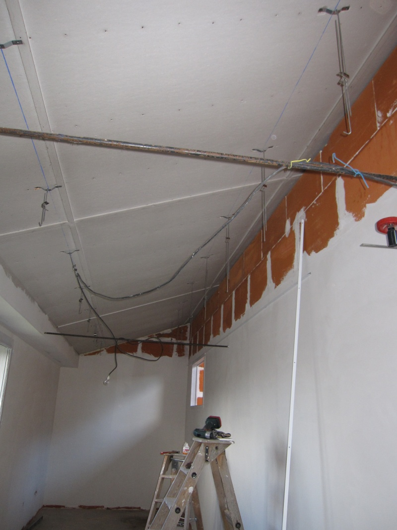Pi ce pour nouveau r seau page 5 for Faux plafond translucide