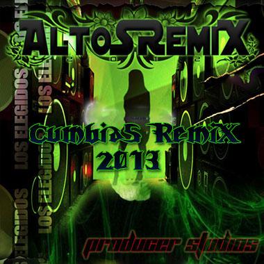 Cumbias Remix 2013