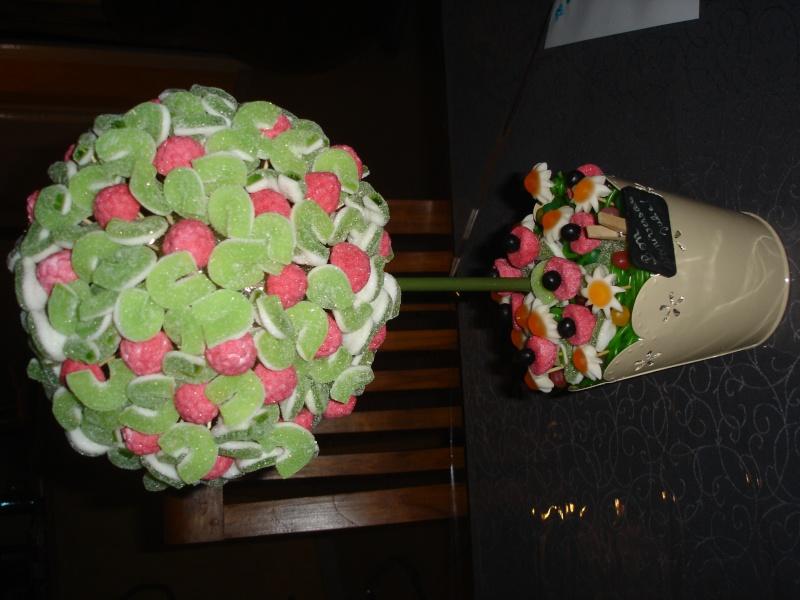 Arbre bonbons page 3 for Table jour de l an