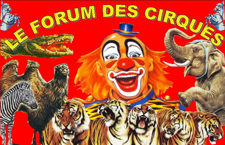 Le Forum des Cirques