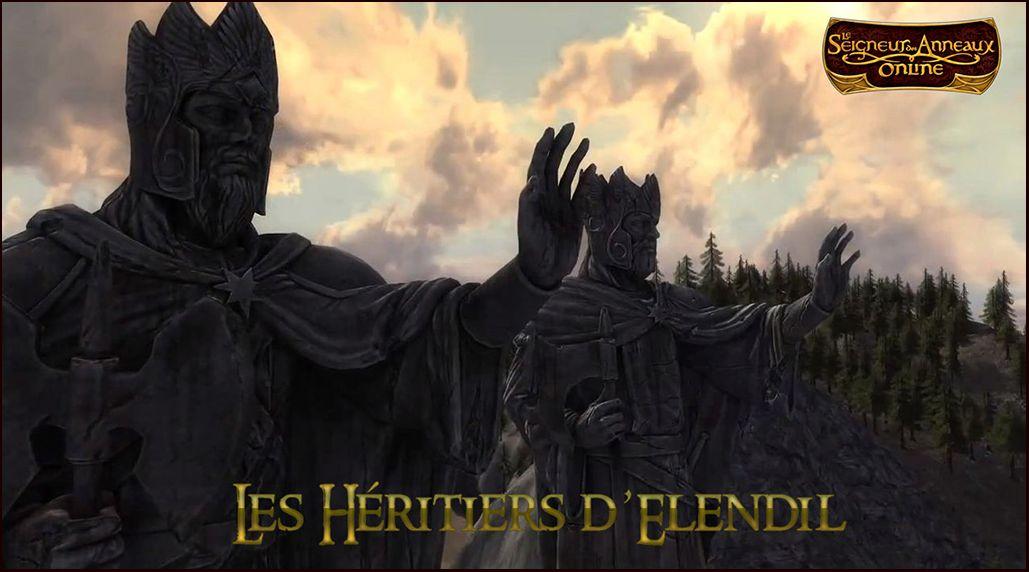 Les Héritiers d'Elendil
