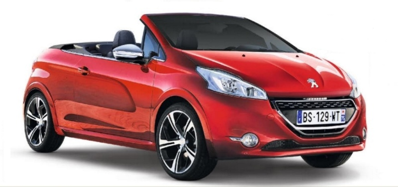 201 peugeot 208 cabriolet page 4. Black Bedroom Furniture Sets. Home Design Ideas
