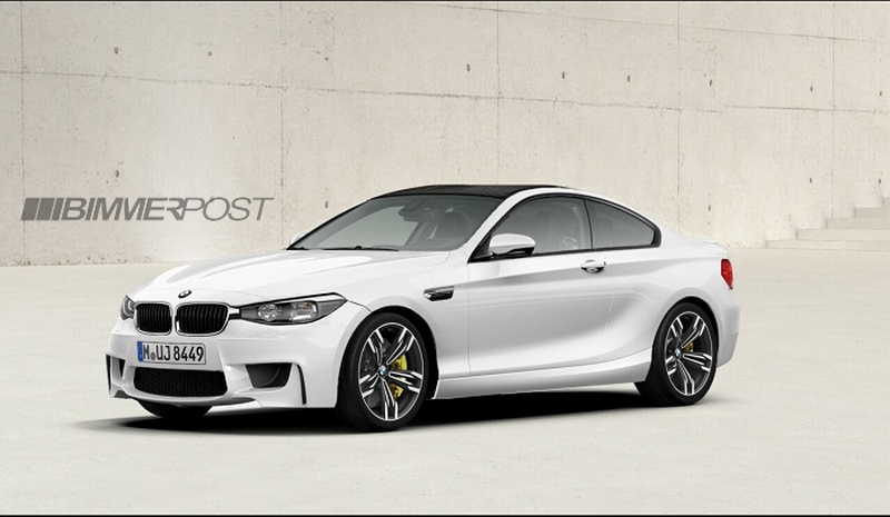 2016 bmw m2 f87. Black Bedroom Furniture Sets. Home Design Ideas