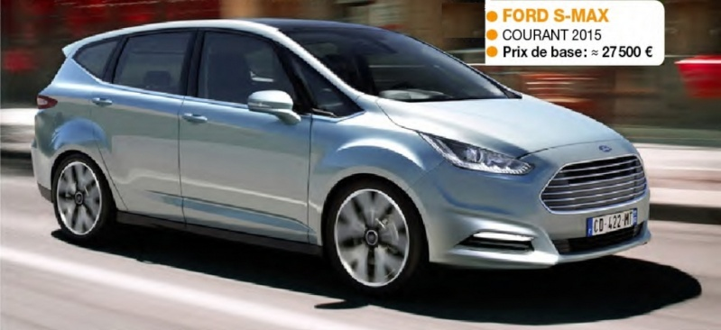 2014 ford s max ii for C max porte coulissante