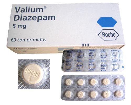 Valium effet sevrage