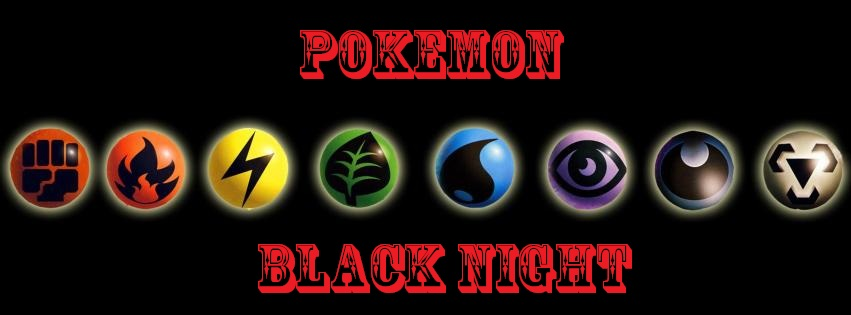Pokemon Black Night