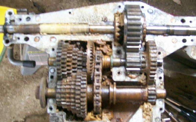 Dana Rear Axle Tractor : Dana transaxle diagram spicer transmission