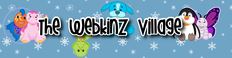 The Webkinz Village